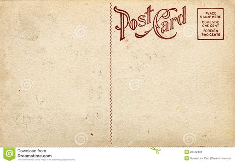 vintage multi photo card template fashioned postcard stock image image of letters