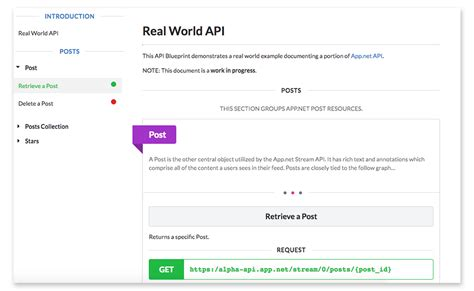 Api Documentation Template