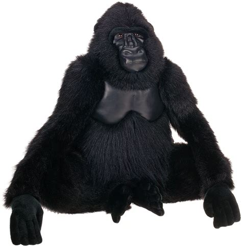 32 quot life size gorilla stuffed animal