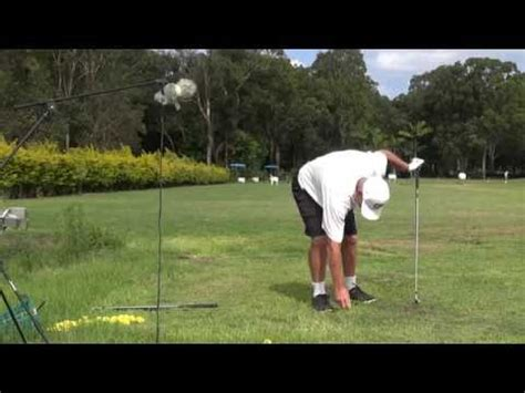 count yogi golf swing hover the club and flow the swing golf instruction