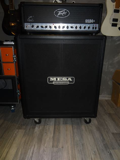 Mesa Cabinet 4x12 by Mesa Boogie Recto 4x12 Standard Image 1713081