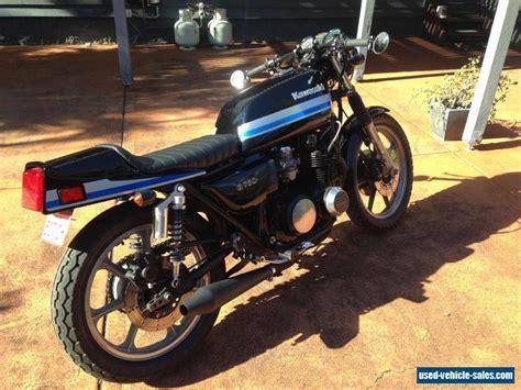 Kawasaki Z750 For Sale by Kawasaki Z750 L1 For Sale In Australia
