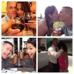 John cena s 37th birthday today and his girlfriend nikki bella