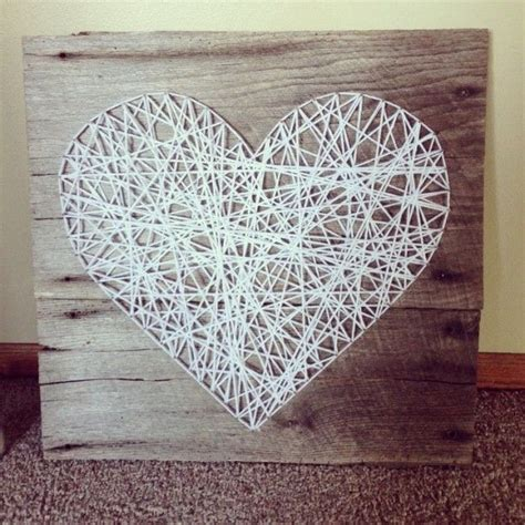 String On Wood - 25 best ideas about string on