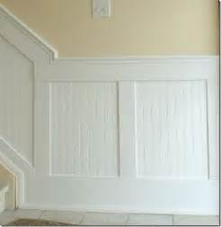 room white wainscoting