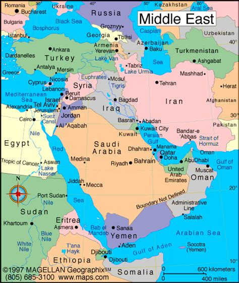 arabian peninsula map geography of the middle east and arabian peninsula 7th grade s s