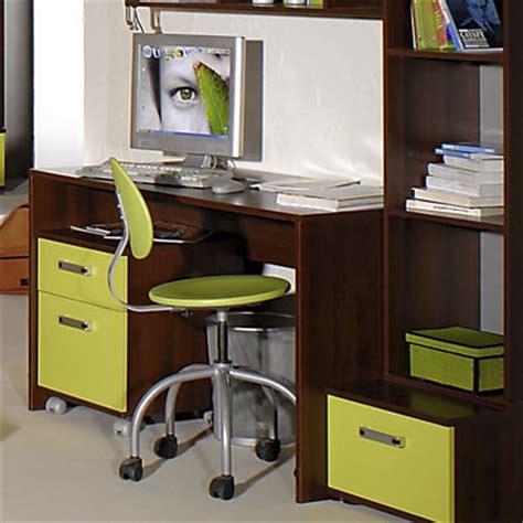 bureau vert anis caisson bureau vert anis