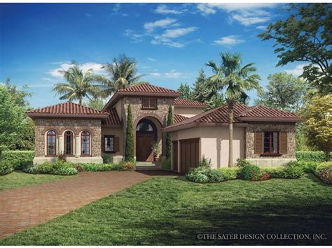 Italian Style House Plans | italian style house plans mediterranean refinement