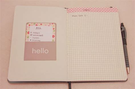 bullet journal setup a blog about spreading the joys in life bullet journal