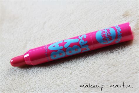 Maybelline Baby Wow maybelline baby wow in raspberry review swatches