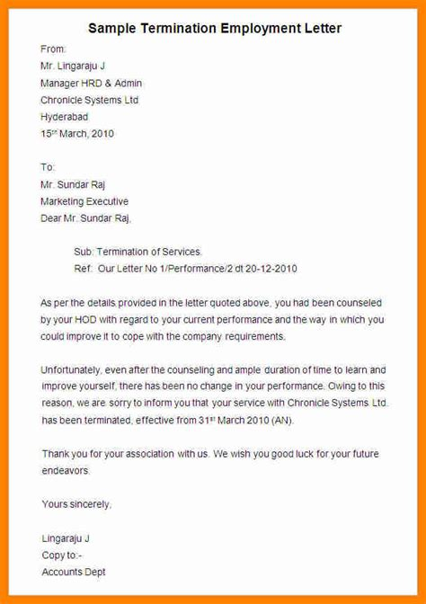 awol termination letter sle uk sle memo letter to employee 28 images business letter