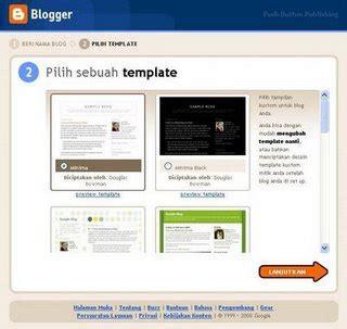 tutorial pembuatan blogger pengetahuan pelajar tutorial pembuatan blog
