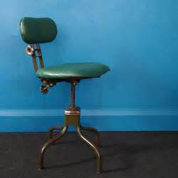 Vintage Desk Chair Swivel Vintage Evertaut Chair 187 Unique Vintage Industrial