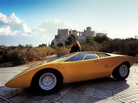 1971 Lamborghini Countach Prototype Related Infomation