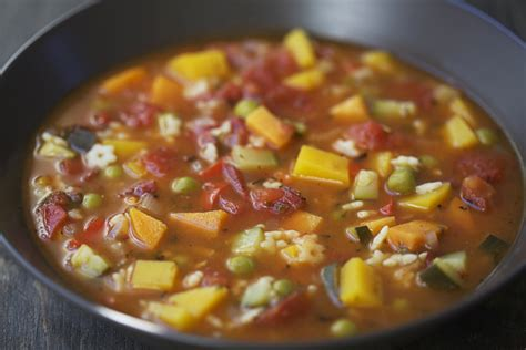 chunky winter vegetable soup recipe winter vegetable soup recipe dishmaps