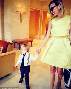 giuliana rancic instagram video giuliana rancic shares cute instagram snap as son becomes