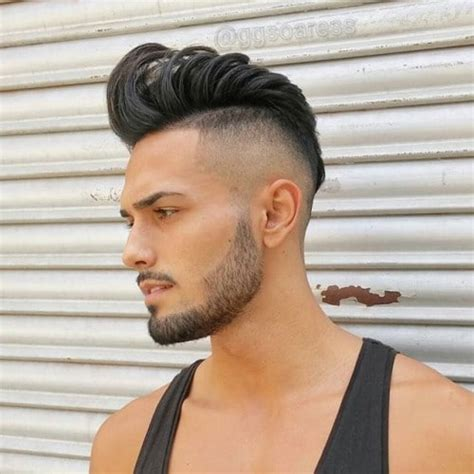 Pomp Hairstyle by 30 Pompadour Haircuts Hairstyles