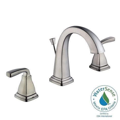 glacier bay lyndhurst bathroom faucet glacier bay lyndhurst 8 in widespread 2 handle high arc