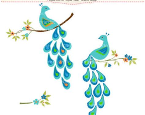 free clipart search peacock clipart clipartion