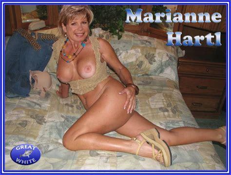 Marianne Hartl German Mature Celeb Fakes Hotnupics Com