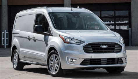 Ford Transit 2020 by 2020 Ford Transit Connect Review Price Release Date