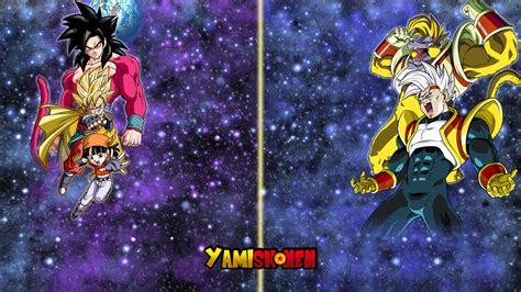 wallpaper dragon ball heroes dragon ball heroes galaxy mission 5 background by