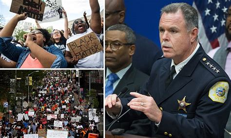 Tops Leading Unhealthy Lives by Chicago S Former Top Cop Claims Black Lives Matter Is