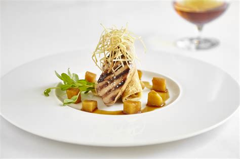restaurant cuisine experience comfort cuisine for a modern palate