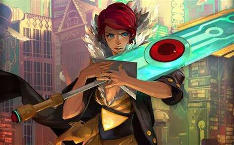 transistor characters transistor and more are free on playstation plus in february bleeding cool comic book
