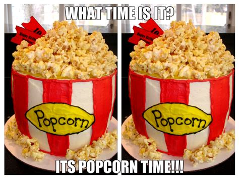 Pencils Out Its A Popcorn Quiz by Popcorn Images What Time Is It Its Popcorn Time Hd