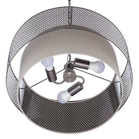 pendant light lewis buy lewis meena fretwork steel pendant light large
