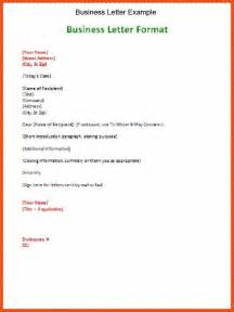 brilliant cover letter format spacing simple sle