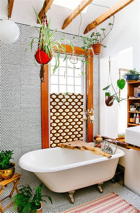 hanging baskets in bathroom the rise of the house plant with urban jungle bloggers