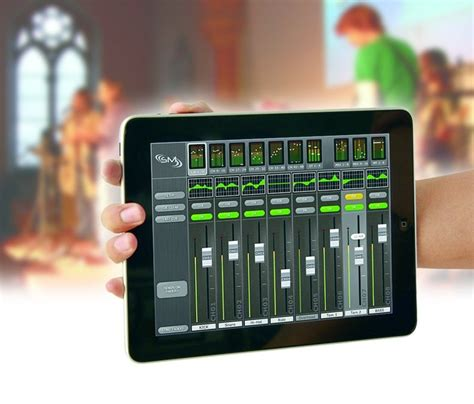 mixing desk app i don t think you understand 1 how cool this is and 2