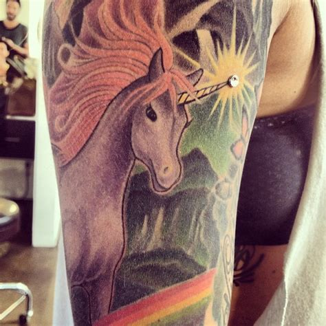 finger tattoo unicorn 348 best images about tattoos piercings on pinterest