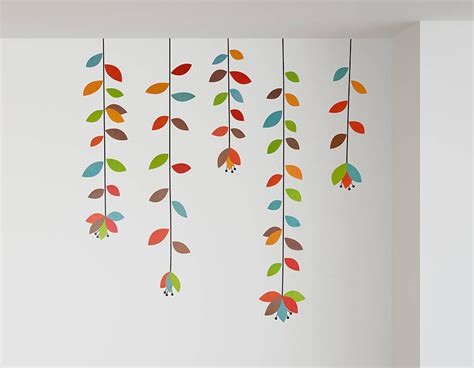 flower wall stickers uk colourful flowers wall sticker set contemporary wall