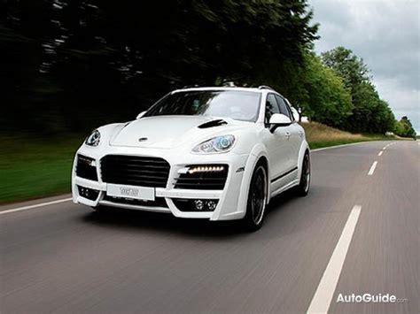 Porsche Cayenne Diesel Tuning by Techart Releases Porsche Cayenne Diesel Tuning Program