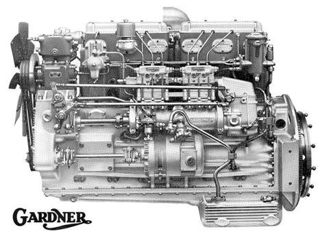 6lxb Diesel Engine Nearside View Bus Specification