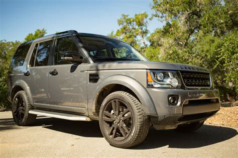 five impressions 2016 land rover lr4