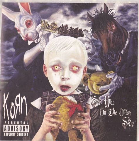 korn wikipedia the free encyclopedia korn band sticker album cover art decal metal music see