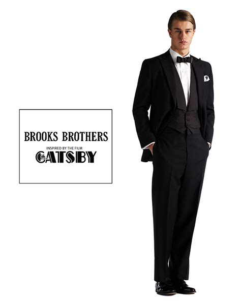 the great gatsby tuxedo brooks brothers present quot the great gatsby quot joshua s digital