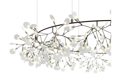 moooi illuminazione heracleum the big o lada a sospensione moooi milia shop