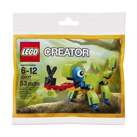 Mainan Anak Wange Creation 32053 Baru Lego Bricks Pp2 jual lego creator 30477 chameleon mainan blok dan puzzle harga kualitas terjamin