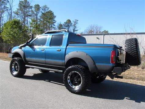 frontier nissan 2004 2004 nissan frontier lifted imgkid com the image