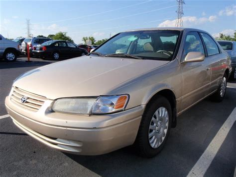 1997 Toyota Camry For Sale Cheapusedcars4sale Offers Used Car For Sale 1997