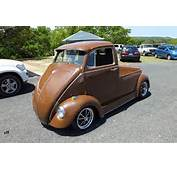 TheSambacom  Gallery Cab Over Beetle Truck Volksrod