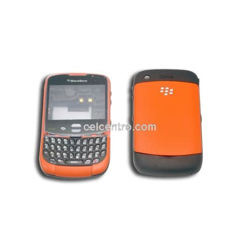Blackberry 9300 010 Lcd Limited carcasa blackberry 9300 naranja celcentro electronics