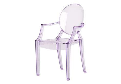 kartell lou lou ghost chaise milia shop