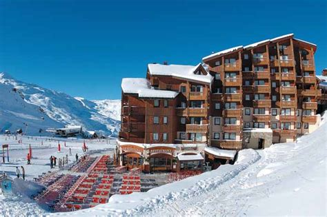 Val Thorens Appartments by Montana Apartments Val Thorens Ski
