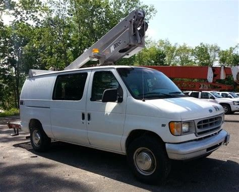 how things work cars 1997 ford econoline e350 lane departure warning find used 1997 ford e 350 econoline bucket van in danbury connecticut united states for us